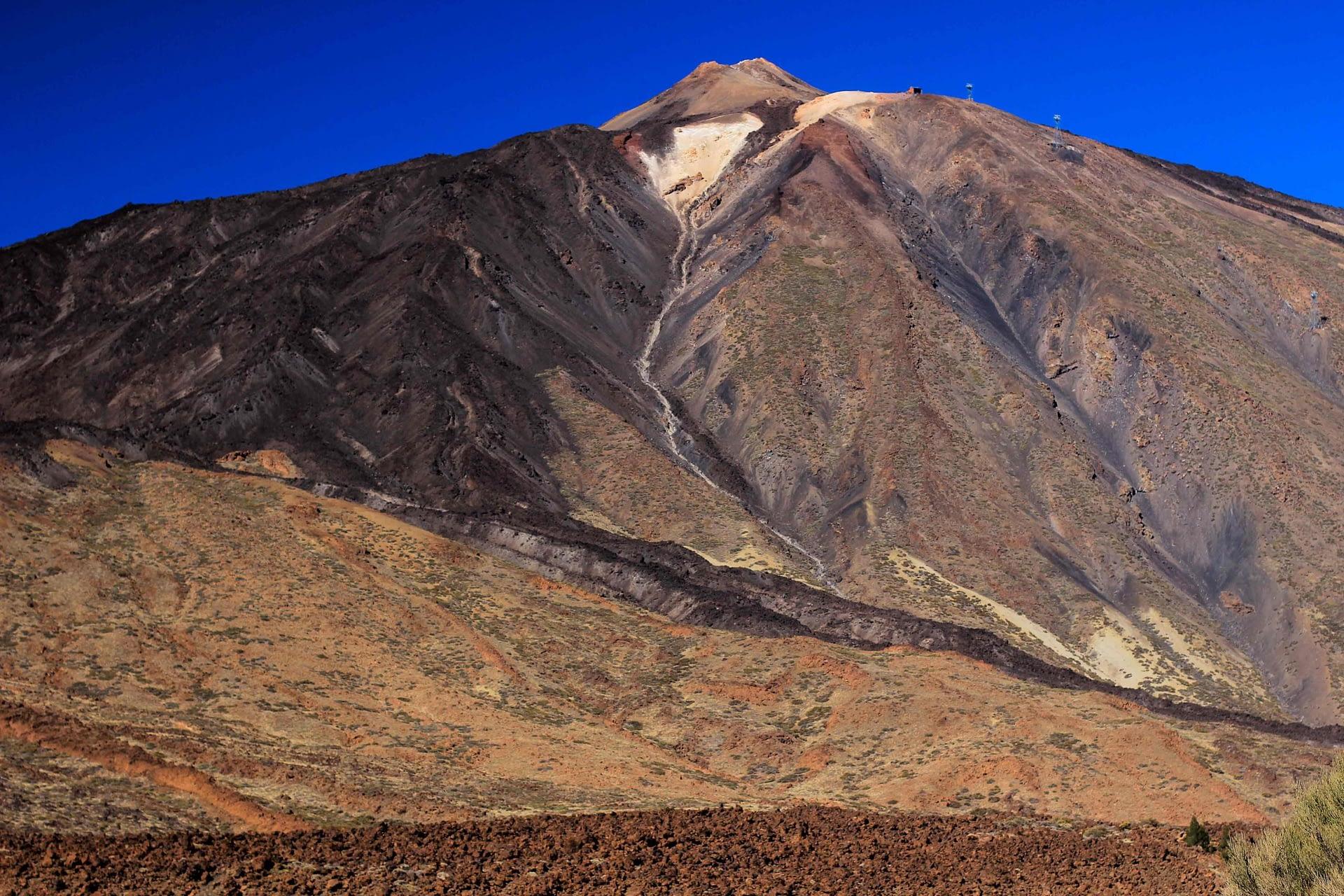 vulcanul Teide