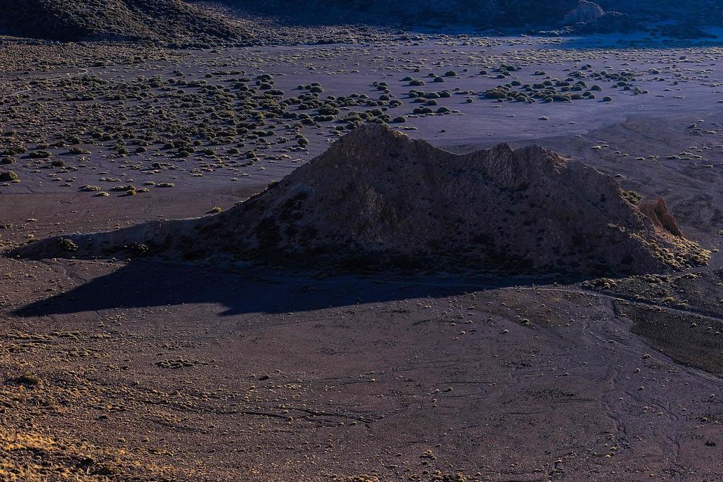 tenerife la baza vulcanului Teide